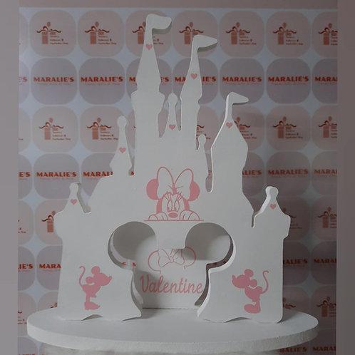 Disneykasteel Wit