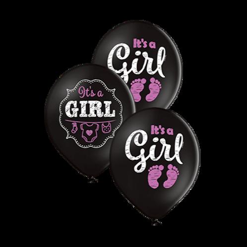 6 x It's a Girl