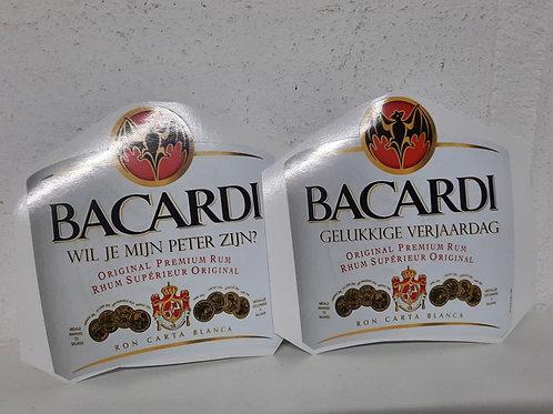 Bacardi ETIKET