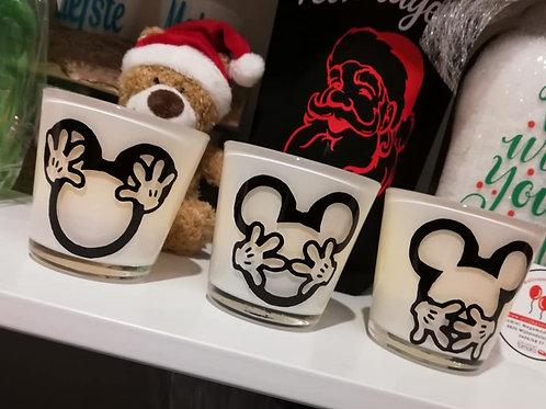 Horen/Zien en Zwijgen Mickey