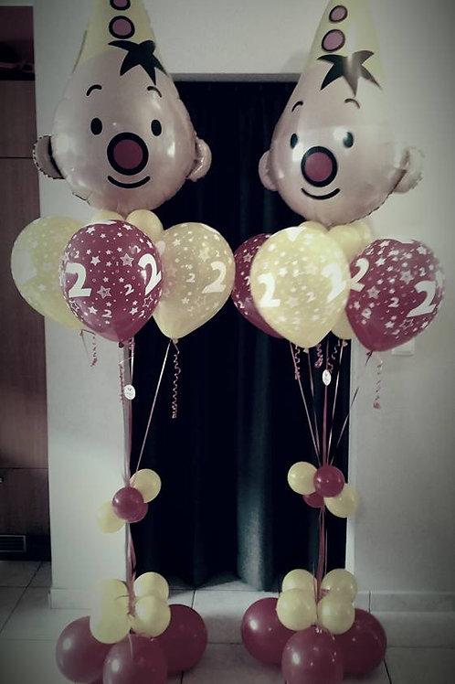 Decoratiestuk: Geboorte/Verjaardag/Huwelijk