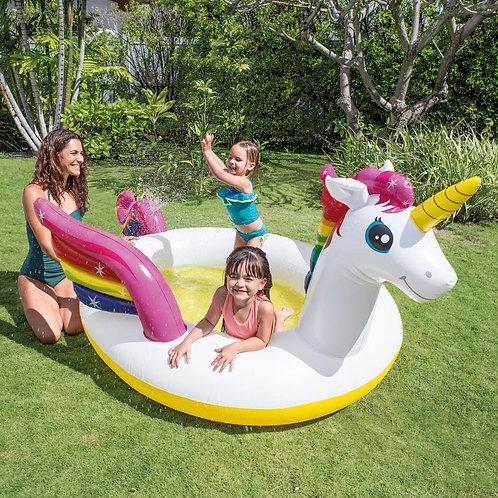 Intex Opblaasbaar Zwembad Eenhoorn