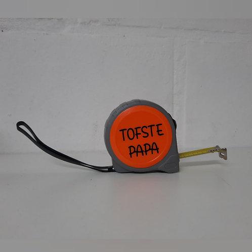 Rolmeter: Tofste PAPA/OPA