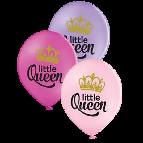 6 x Little Queen
