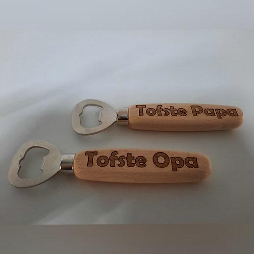 Opener KLEIN: Tofste Papa/Opa