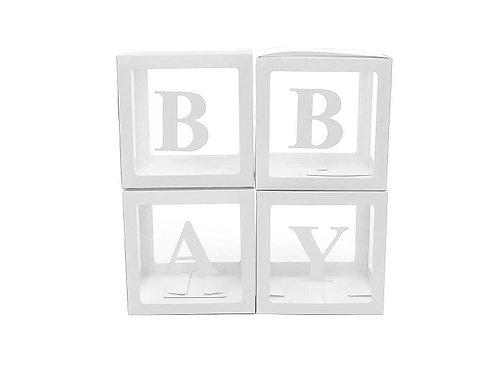 BABY Boxen 4 stuks