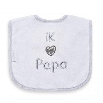 Slab: I (hartje) Papa