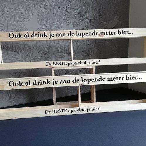 Meter Bier (LEEG)