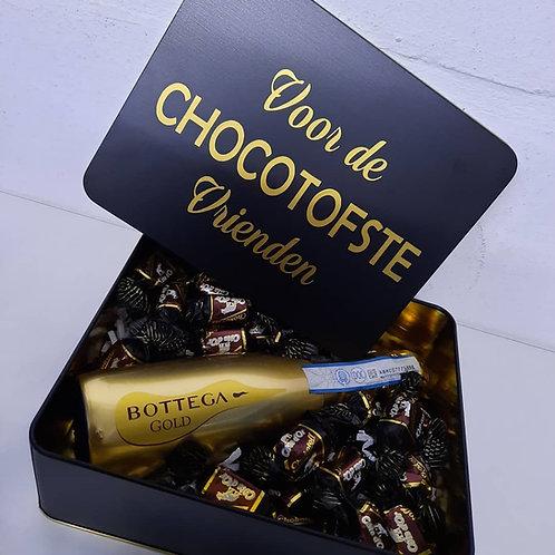 Voor de Chocotoffe/Chocotofste .... (195 X 153 X 65)