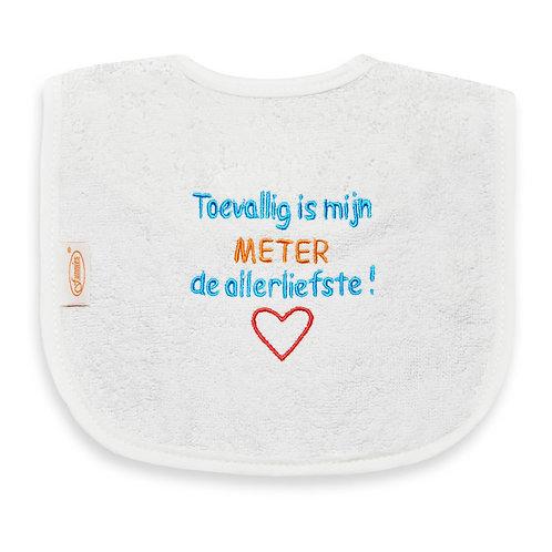 Slab: Toevallig is mijn Meter de allerliefste!
