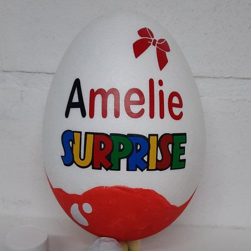 Kinder Surprise: Ontwerp zoals de foto!