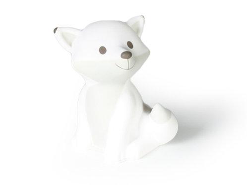 Led lampje vosje (gepersonaliseerd met naam)