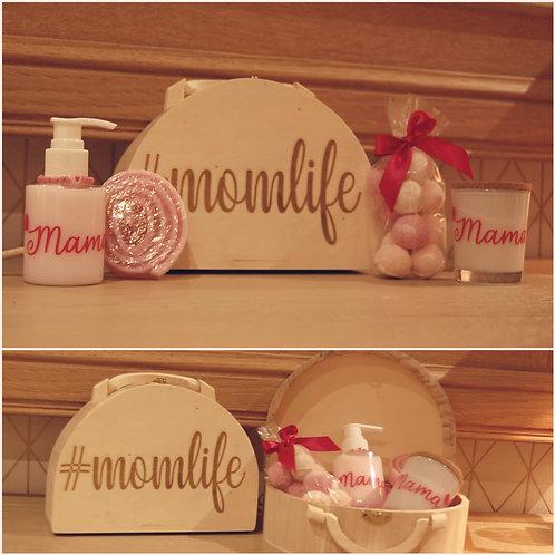 #momlife (Relax-Setje PINK)