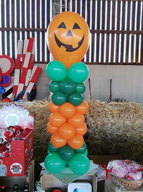 Halloween Tafelpilaar (Incl. waarborg 20,00 €)