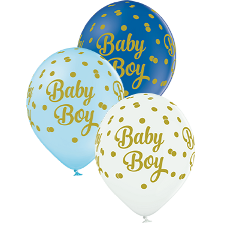 6 x Baby Boy