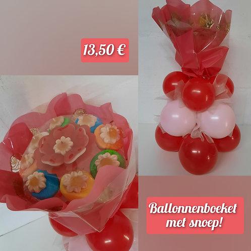 Ballonnenboeket met Soep!