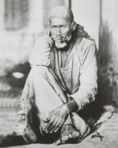 Shirdi Sai Baba Original Photo