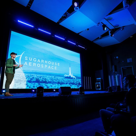 BYU student launches aerospace company