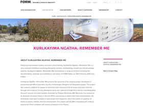 Pilbara - Remember Me - Exhibition