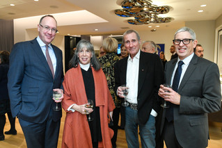 Noël Coward Archive Launch Party