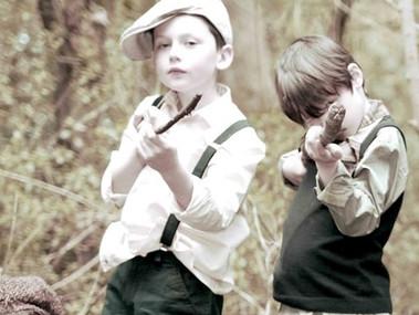 THE FULSTOW BOYS BY GORDON STEEL