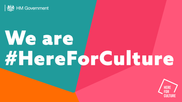 We all need to be #HereForCulture