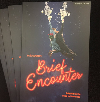BRIEF ENCOUNTER playtext published in new edition