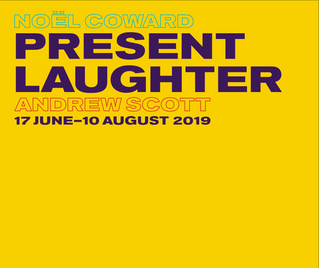 Present Laughter at The Old Vic