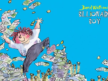 BILLIONAIRE BOY THE MUSICAL BY MIRANDA COOPER & NICK COLER