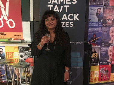 TANIKA GUPTA WINS JAMES TAIT BLACK PRIZE