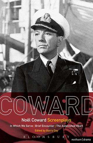 New Collection, Noel Coward Screenplays is being published by Bloomsbury Methuen Drama on 19 Novembe
