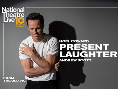 Present Laughter NT Live