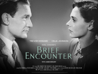 BRIEF ENCOUNTER to be broadcast at a cinema near you from November!
