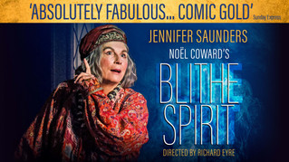 Blithe Spirit West End Show & Tour