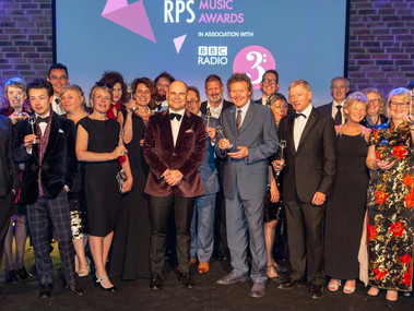MIKE KENNY WINS RPS AWARD
