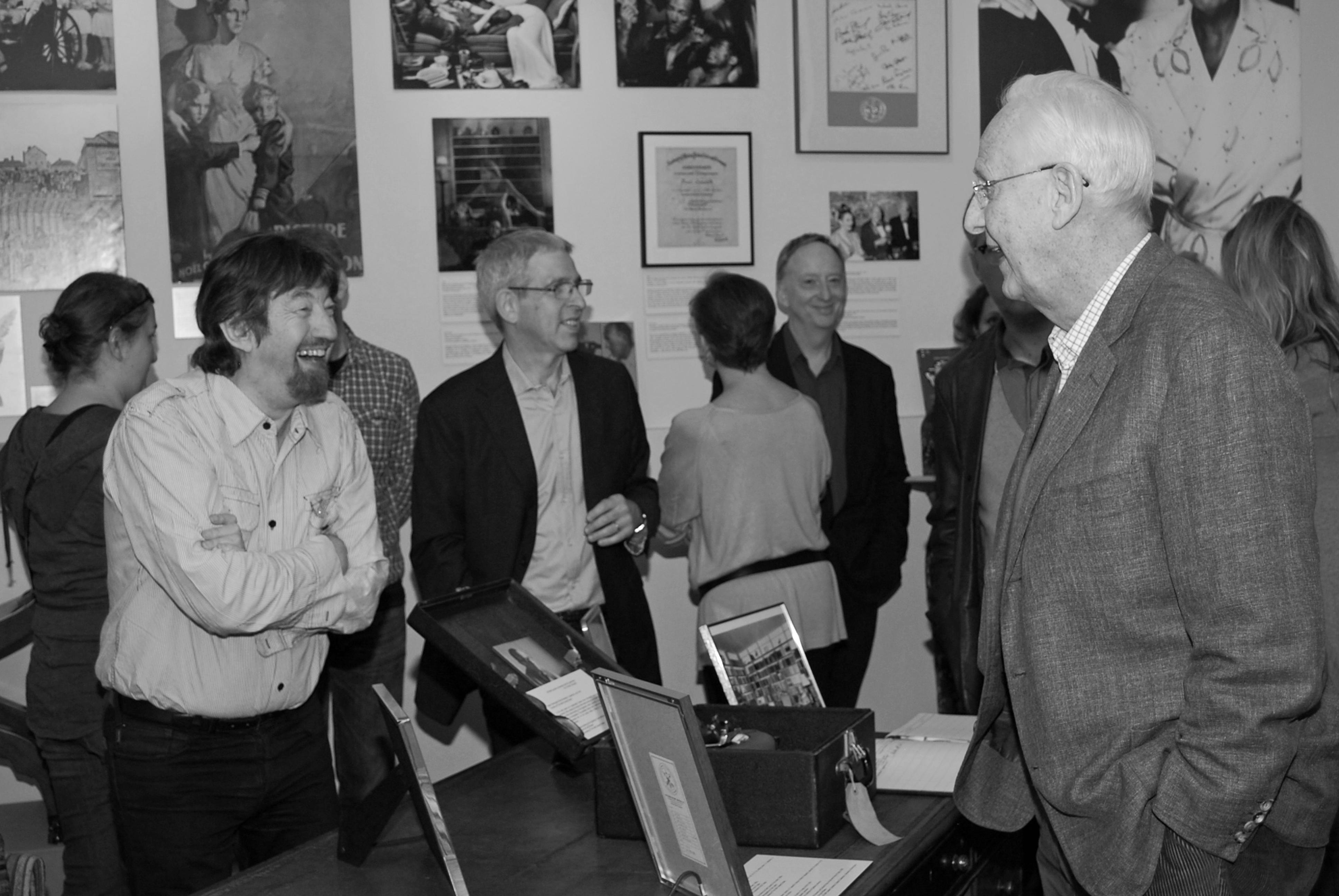 Trevor Nunn, Alan and Michael B