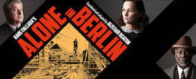 Alone In Berlin at Royal and Derngate
