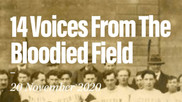 14 Voices for Bloody Sunday, Featuring Thomas Kilroy