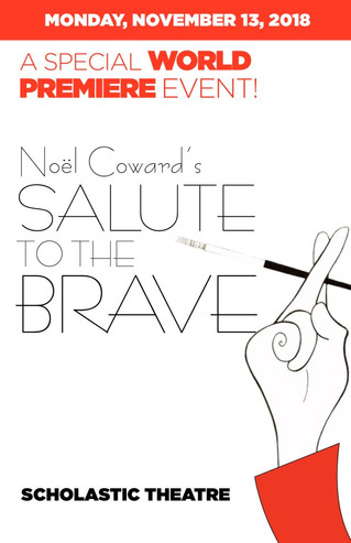 SALUTE TO THE BRAVE to launch TACT's 25th Anniversary Season