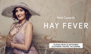HAY FEVER with Melbourne Theatre Company