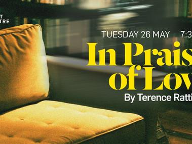 Jermyn Street Theatre Streams Terence Rattigan