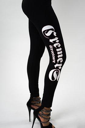 Leggings Logo Black