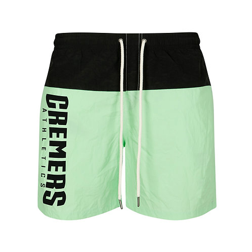 Cremers Athletics Shorts Mint