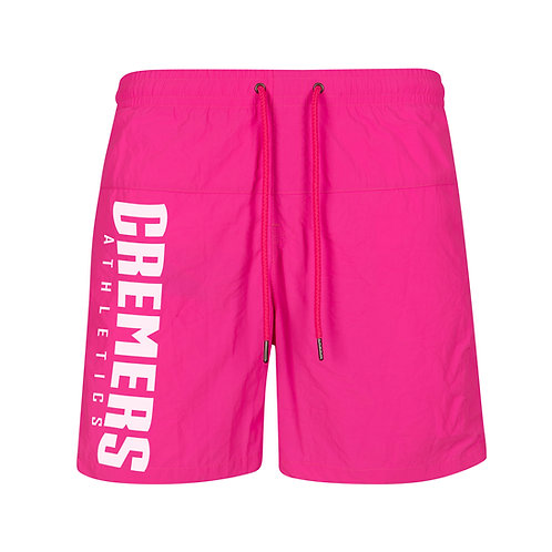 Cremers Athletics Shorts Pink Lady