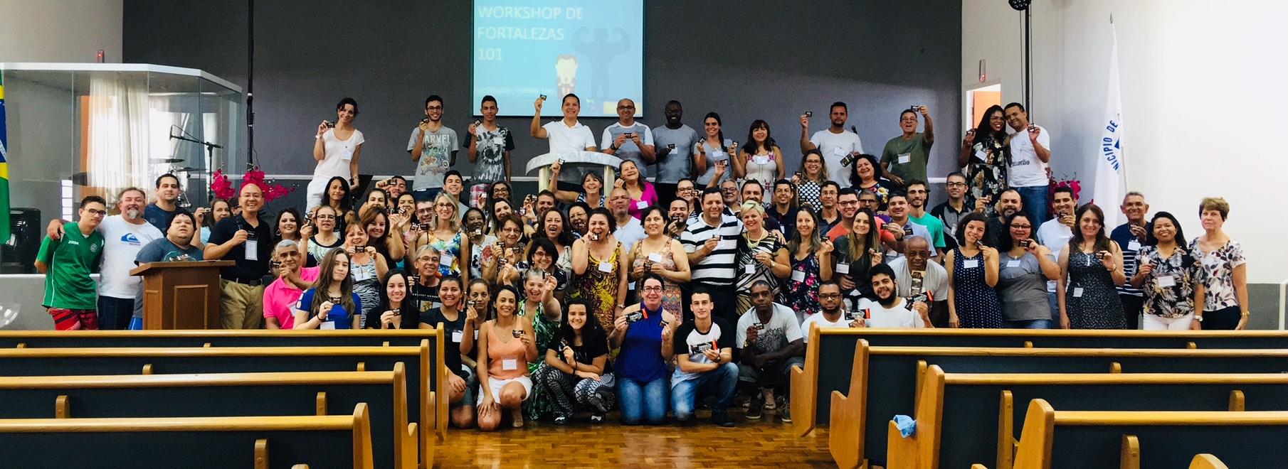Workshop Fortalezas Nazarenas