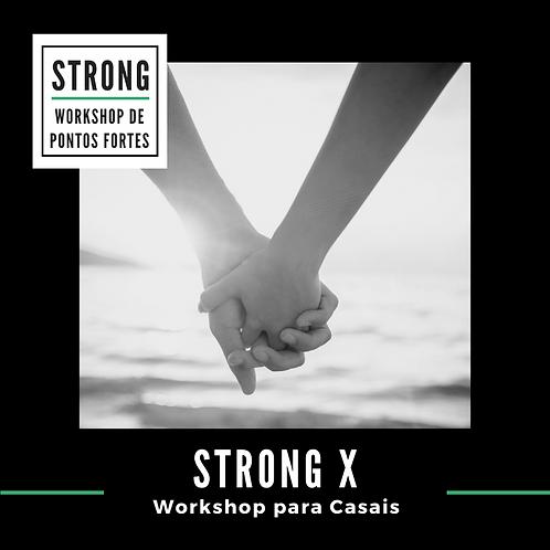 Especial STRONG X - Os 2 já fizeram o Teste