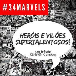 #34Marvels