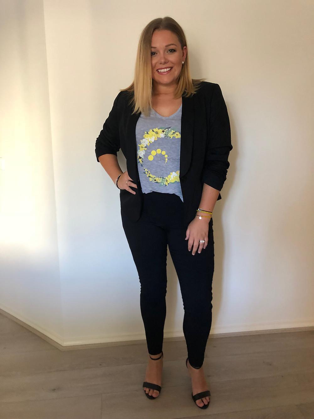 Girls Rocking Cancer - Sarah Maree Cameron Endometriosis Australia