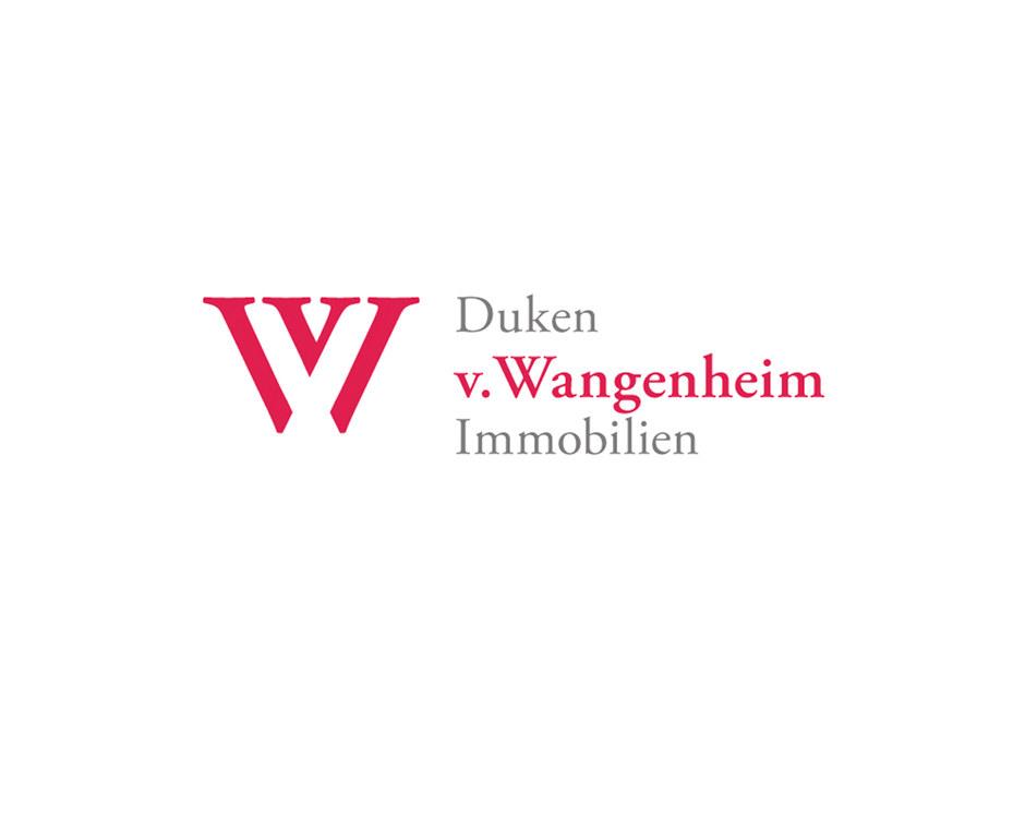 Duken & v. Wangenheim · München · Entwurf