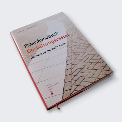 PRAXISHANDBUCH GESTALTUNGSRASTER